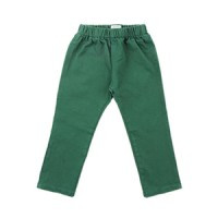 BIRKIN PANTS: GREEN <br/> [2Y-J130] <br/>