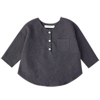 caramel blouse: charcoal