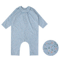little baby play suit: February flower <br/>