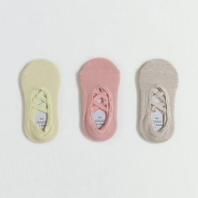 Ballerina Boots A (Pink) Set