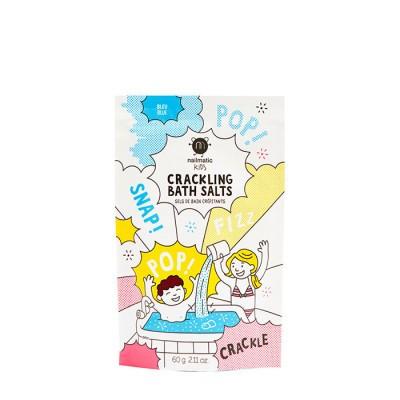 Crackling Bath Salt Blue [NAILMATIC]